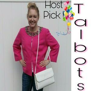 Talbot's Jacket- 🎊🎈🎉HOST PICK🎈🎉 !!