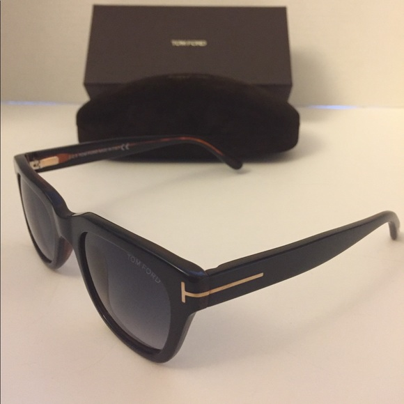 fd1b725cd1e 100% Authentic -Tom Ford Snowdon Sunglasses FT0237.  M 597a0e97a88e7d115a01e1d2
