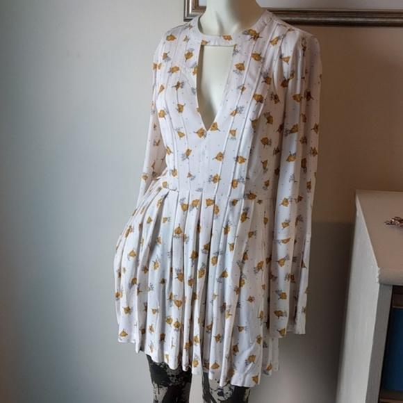 Free People Dresses - Free People Tegan Printed Mini Dress
