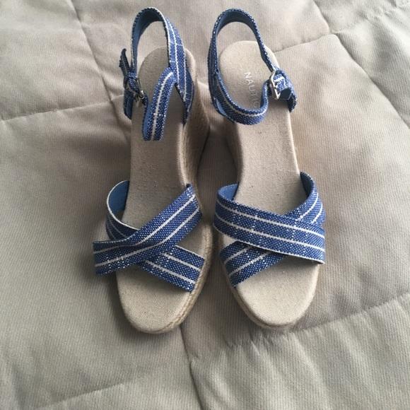 Nautica Shoes - Nautica Wedges