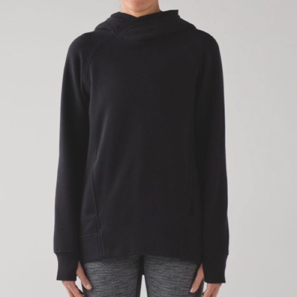 55% off lululemon athletica Tops - NWT Lululemon Fleece Please ...