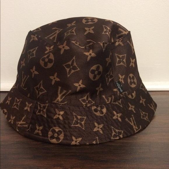 4517968c3586 Louis Vuitton Accessories - 🖤LV Bucket Hat