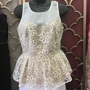 Anthropologie new with tags top