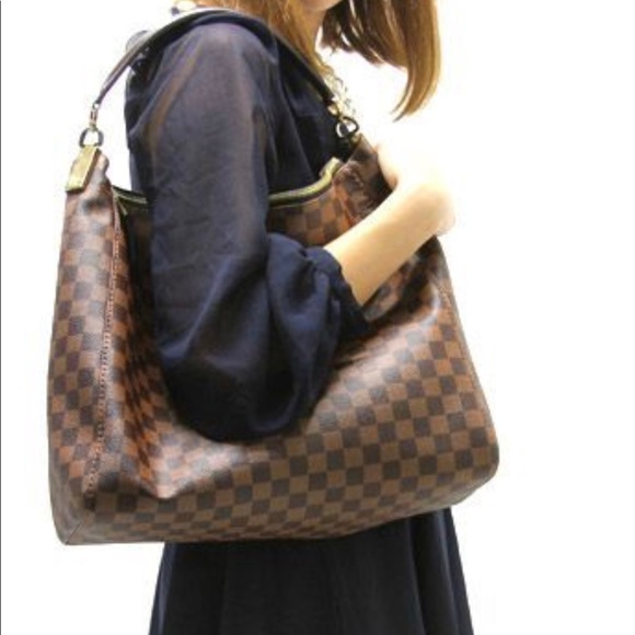 Louis Vuitton Handbags - Louis Vuitton Portobello GM 8028f1a75349f