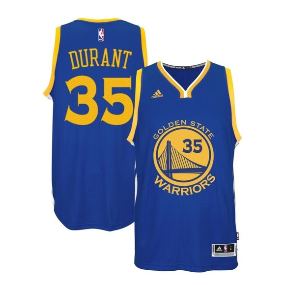 7bfc4cabf9a adidas Other - Golden State Warriors Kevin Durant  35 Jersey.