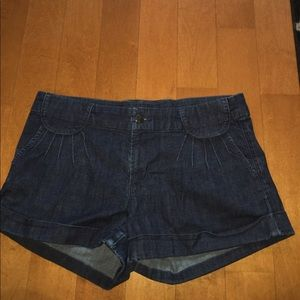 Pants - CITIZENS OF HUMANITY jean shorts