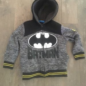 Other - Batman sweatshirt 4t