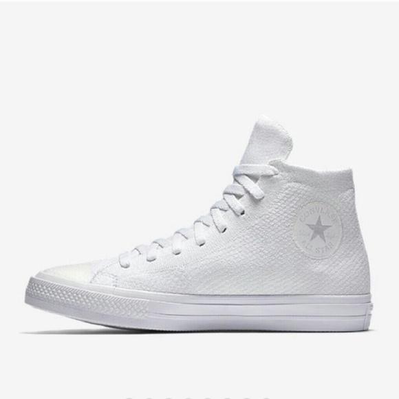 0dd2ba5127436 Converse Shoes - Converse Chuck Taylor All Star x Nike Flyknit