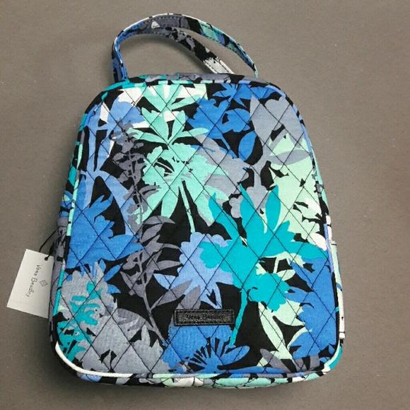a95628f074d4 Vera Bradley Lunch Bunch Bag Camofloral NWT
