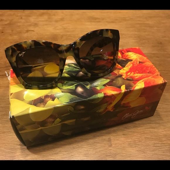 a166297b8e5b2 Maui Jim Accessories | Bnwt Coco Palms Polarized Sunglasses | Poshmark