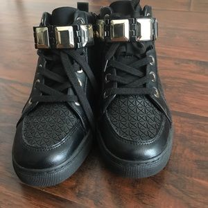 Aldo high top sneakers