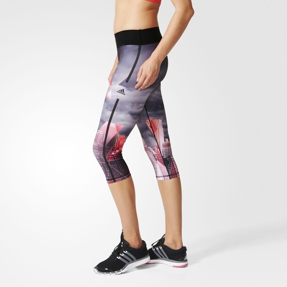bfdd72e9ab7231 adidas Pants | Ultimate Fit 34 City Tights New | Poshmark