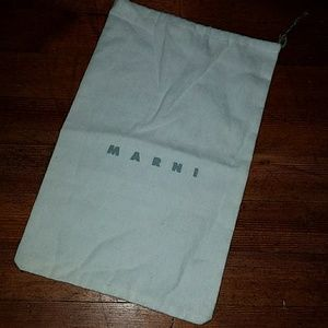 Marni dust bag