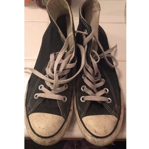 Used Hightop Converse