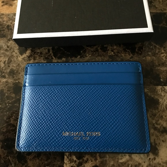 dc03d86b3e4d2d Michael Kors Bags | New Rfid Blocking Tech Wallet | Poshmark