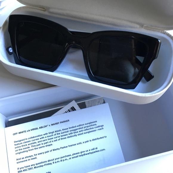 94ce409e2f09 OFF-WHITE x Warby Parker