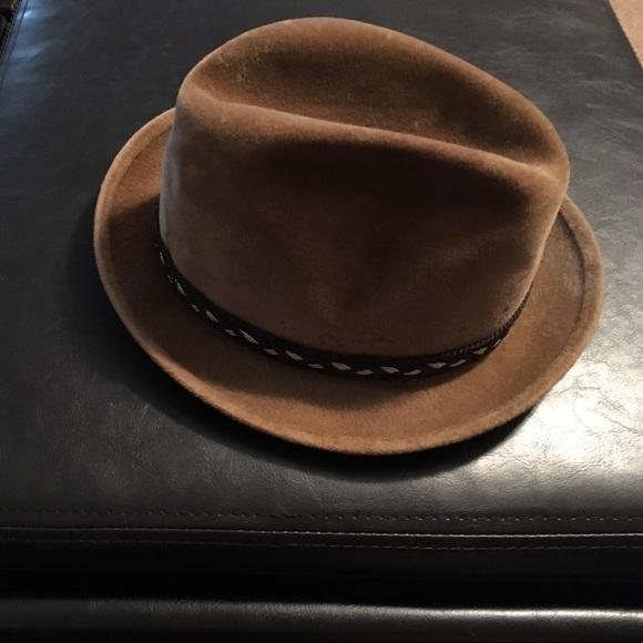 1960s Stetson explorer hat. M 597a481c13302a870102d6a0 1b72dfea15f