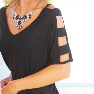 🆕 cut out top