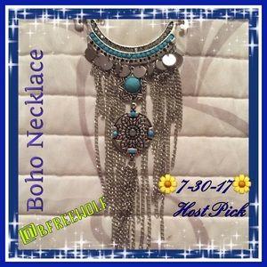 Jewelry - Boho style necklace 7-30-17 🌻HP🌻