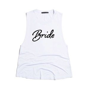 """Bride"" Top-WHITE"