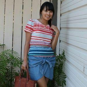 Tops - Striped tshirt