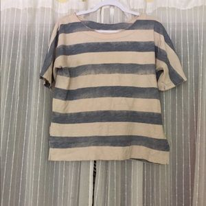 Striped MADEWELL shirt