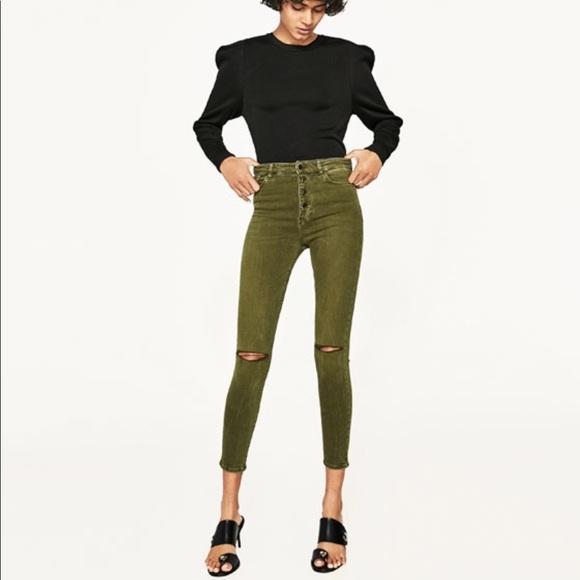 Rekomendasi Celana High Waist Jeans Dibawah Rp500ribu