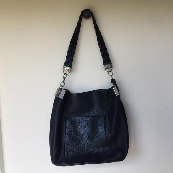 b3a4a4ac7 Brighton Bags | Discontinued Blake Leather Hobo Purse | Poshmark