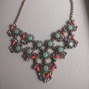 J.Crew bib necklace