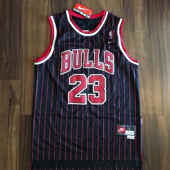 81394ad3d18 Nike Shirts | 23 Michael Jordan Chicago Bulls Jersey | Poshmark