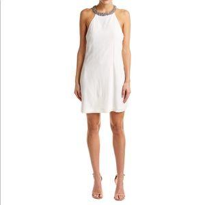 MLV Embellished Halter Dress