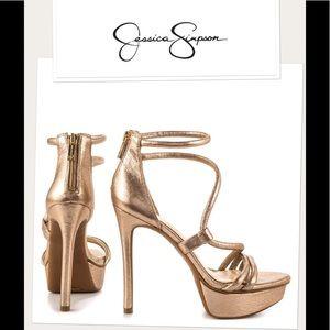 """NEW Jessica Simpson """"Caela"""" sandals 0727"""