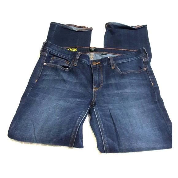 J. Crew Denim - Matchstick J. Crew Jeans