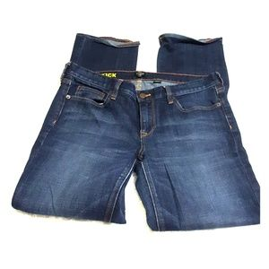 J. Crew Jeans - Matchstick J. Crew Jeans