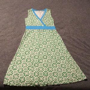 LL Bean casual dress