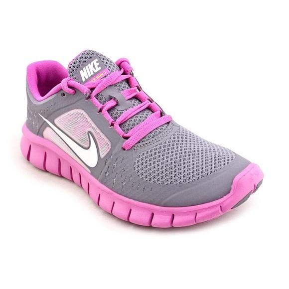 f2278753bda4 Nike Free Run 3 (GS) Big Girls Running Shoe. M 597a9d87ea3f36dde10095a6
