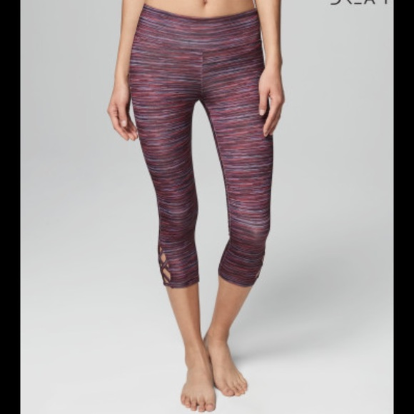 9fe8d5456d324a Aeropostale Pants | Live Love Dream Multicolor Yoga Leggings | Poshmark