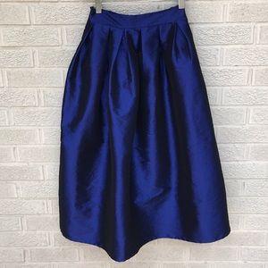 SheIn Flare Pleated Mini Skirt