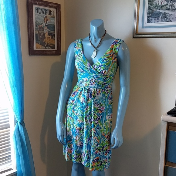 Lilly Pulitzer Dresses & Skirts - Lilly Pulitzer Sea Soiree Shianne Dress