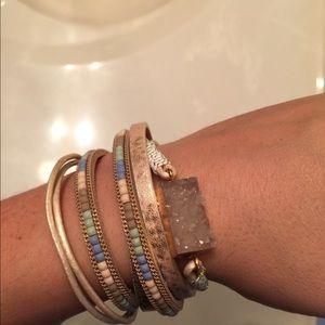 Jewelry - Wrap bracelet