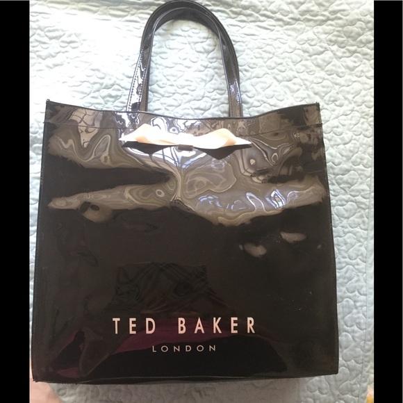434e71b907 Ted Baker London Bags | Ted Baker Bethconbow Detail Large Shopper ...