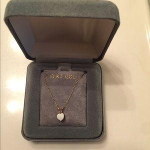 Jewelry - Opal necklace