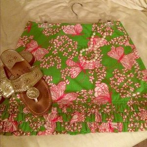 Adorable Lilly mini skirt