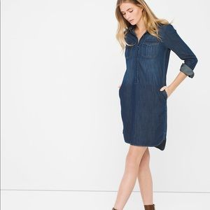 Whbm Denim Dress