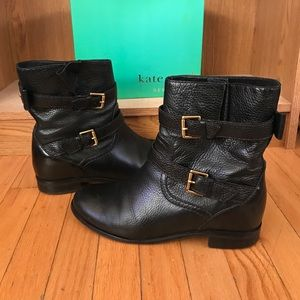 Kate Spade 'Sabina' leather boots