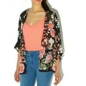 Jackets & Blazers - 🌹Flower Kimono - Jacket ✨