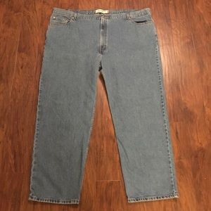 Levi's Relaxed Fit 550 Jeans 52/30