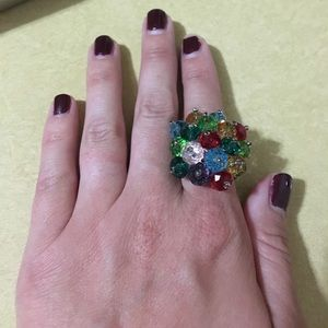 Jewelry - Multi-Color Stretchable Ring