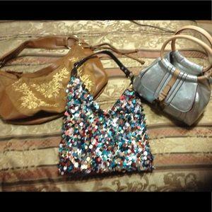 Handbags - 3 piece purse bundle