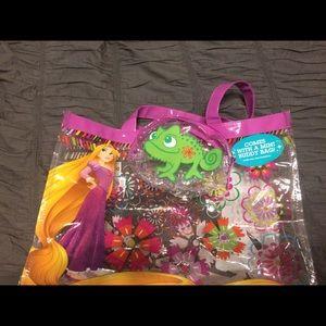 New tangled rapunzel Disney swim bag